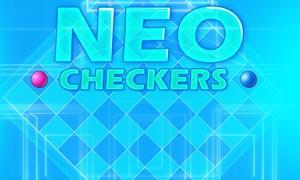 neon-checkers
